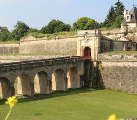 Visite des souterrains de la citadelle de Blaye