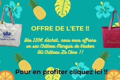 OFFRE DE L'ETE !